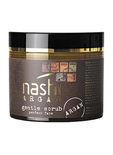 Argan Gentle Scrub 75 Ml-Nashi